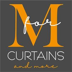 M for curtains